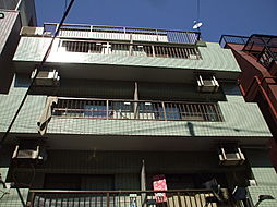 アーバン梅丘[401号室]の外観