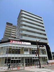 グラン長久茨木[7階]の外観