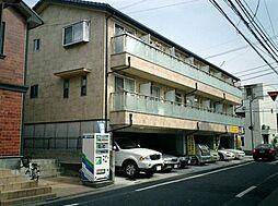 クァイエット平井[3階]の外観