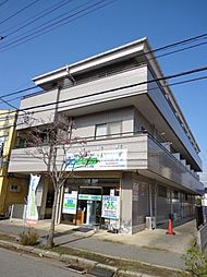 千葉県千葉市緑区おゆみ野中央4丁目の賃貸マンションの外観