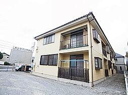 鈴木コーポ[203号室]の外観