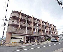 京都府京都市北区上賀茂高縄手町の賃貸マンションの外観