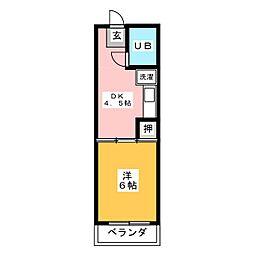 早稲田駅 7.3万円