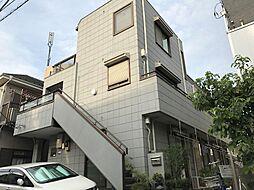 神奈川県横浜市港北区綱島西4の賃貸アパートの外観