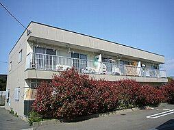 上野ハイツ[1階]の外観