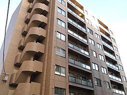 北海道札幌市中央区北六条西12丁目の賃貸マンションの外観