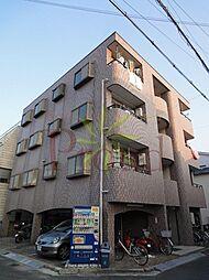 大阪府寝屋川市黒原橘町の賃貸マンションの外観