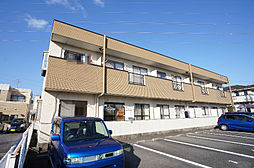 三重県鈴鹿市西条7の賃貸アパートの外観