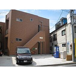 コンパートメントハウス千葉I[1階]の外観