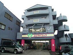 細木ビル[3階]の外観