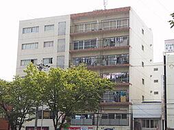 愛知県名古屋市中川区八熊2丁目の賃貸マンションの外観