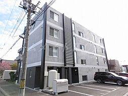 北海道札幌市東区北二十七条東19丁目の賃貸マンションの外観