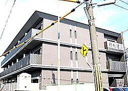 京都府京都市西京区桂春日町の賃貸マンションの外観