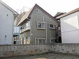 コテージハマナ[2階]の外観