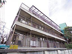 ルミエールII[1階]の外観