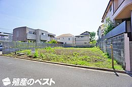 武蔵野市吉祥寺北町3丁目の売地です。敷地面積は42坪超の全2区画分譲宅地です。