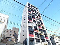 愛知県名古屋市西区花の木2丁目の賃貸マンションの外観