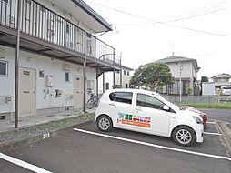 見川コーポ[201号室]の外観