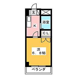 PROSPER[4階]の間取り
