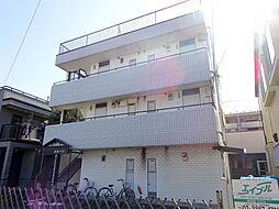 新清ハイツ[1階]の外観
