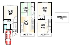 京都地下鉄東西線 東野駅 徒歩28分