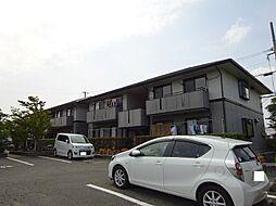 サンライズ平塚[1階]の外観