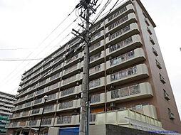 エクセレンス三萩野[5階]の外観