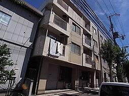 兵庫県明石市茶園場町の賃貸マンションの外観