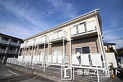 愛知県豊田市大林町5丁目の賃貸アパートの外観