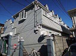 エンタープライズ西町田[2階]の外観