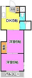 Aifort 志木II 〜アイフォート志木II〜[2階]の間取り