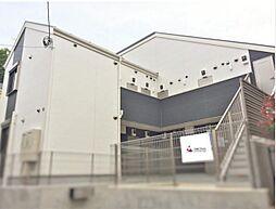 神奈川県横浜市神奈川区白幡西町の賃貸アパートの外観