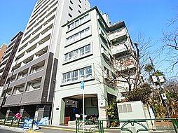 パークサイドコーポ[4階]の外観