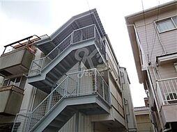 兵庫県明石市西明石南町1丁目の賃貸アパートの外観