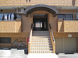 マンションオークラ[1階]の外観