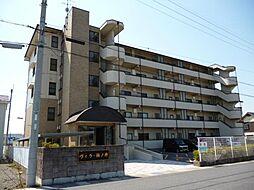 ヴィラ梅ノ井[4階]の外観