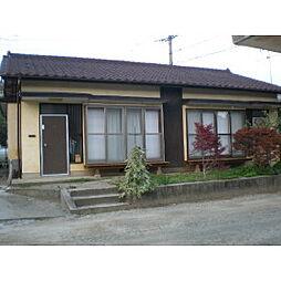 田間アパート[1階]の外観