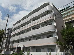 シャトラン弓木三番館[4階]の外観