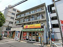 兵庫県西宮市鳴尾町1丁目の賃貸マンションの外観