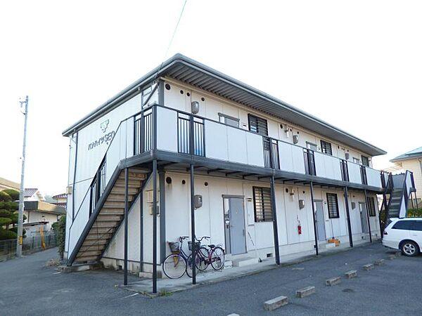 パナハイツSEO 2階の賃貸【広島県 / 福山市】