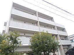 大阪府大阪市平野区加美東5丁目の賃貸マンションの外観