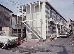 大阪府大阪市鶴見区諸口4丁目の賃貸アパートの外観