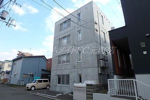 Alice アリス 2階の賃貸【北海道 / 札幌市東区】