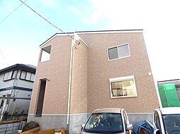 レジデンシア浦和皇山町[1階]の外観