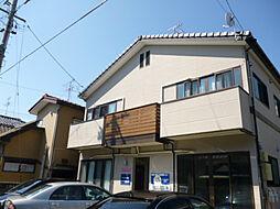 新潟県新潟市中央区二葉町3丁目の賃貸アパートの外観
