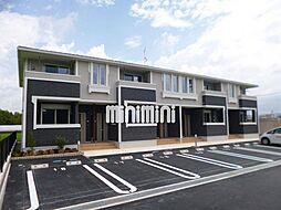 三重県名張市朝日町の賃貸アパートの外観