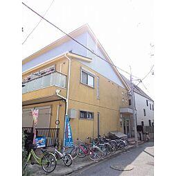 東京都葛飾区新小岩4丁目の賃貸アパートの外観