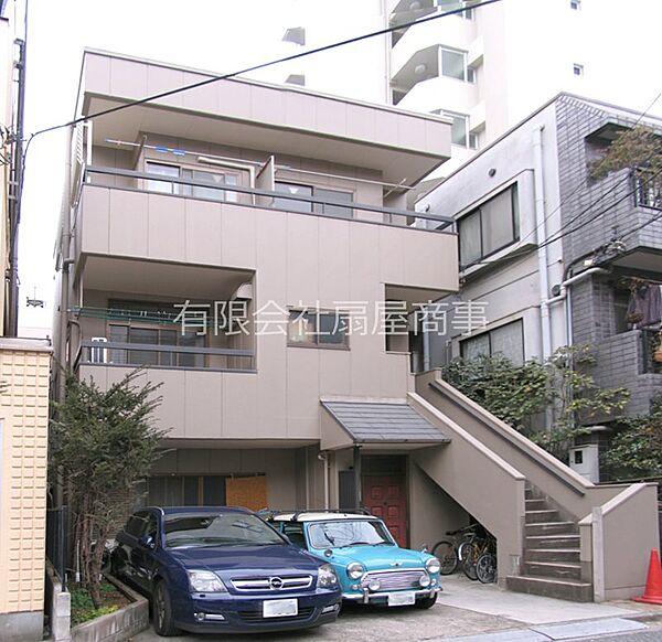 白須ビル 3階の賃貸【東京都 / 豊島区】
