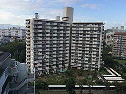 サンコーポラス南港27号棟[9階]の外観