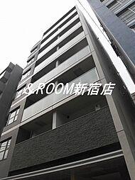 東京都文京区水道2丁目の賃貸マンションの外観